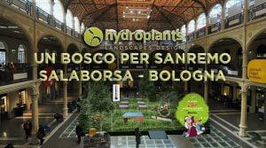 """Hydroplants firma """"Un Bosco per Sanremo"""""""
